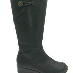 Teva Waterproof Side Zip Boots Womens 7 Casual
